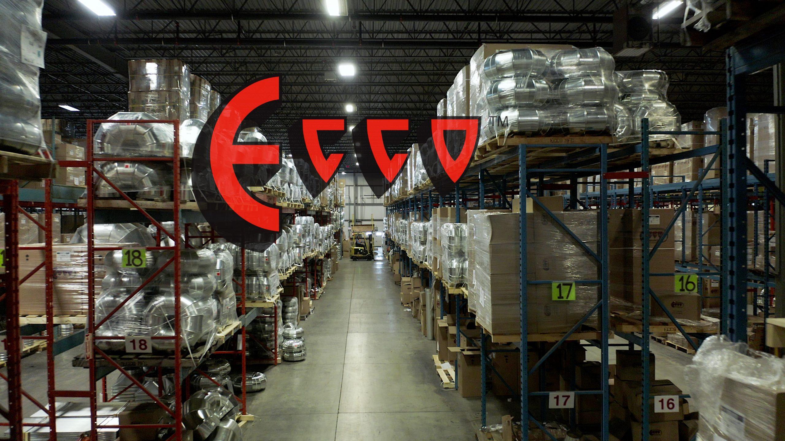 ECCO warehouse video